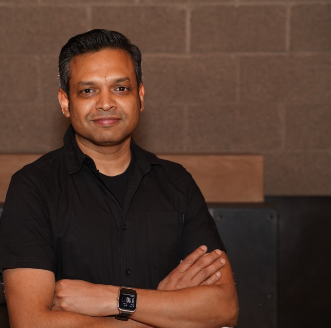 MontyCloud CEO Venkat Krishnamachari