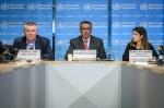 World Health Organization declares COVID-19 pandemic