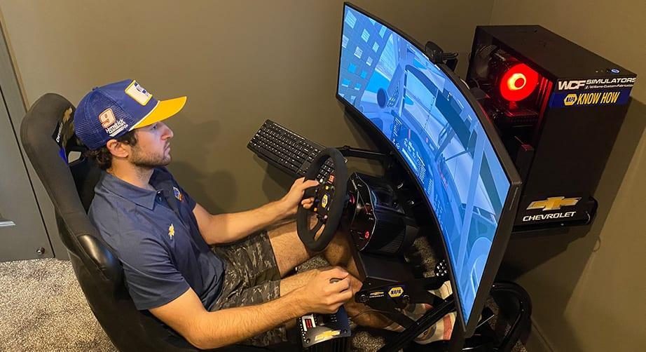 NASCAR SIM RIG