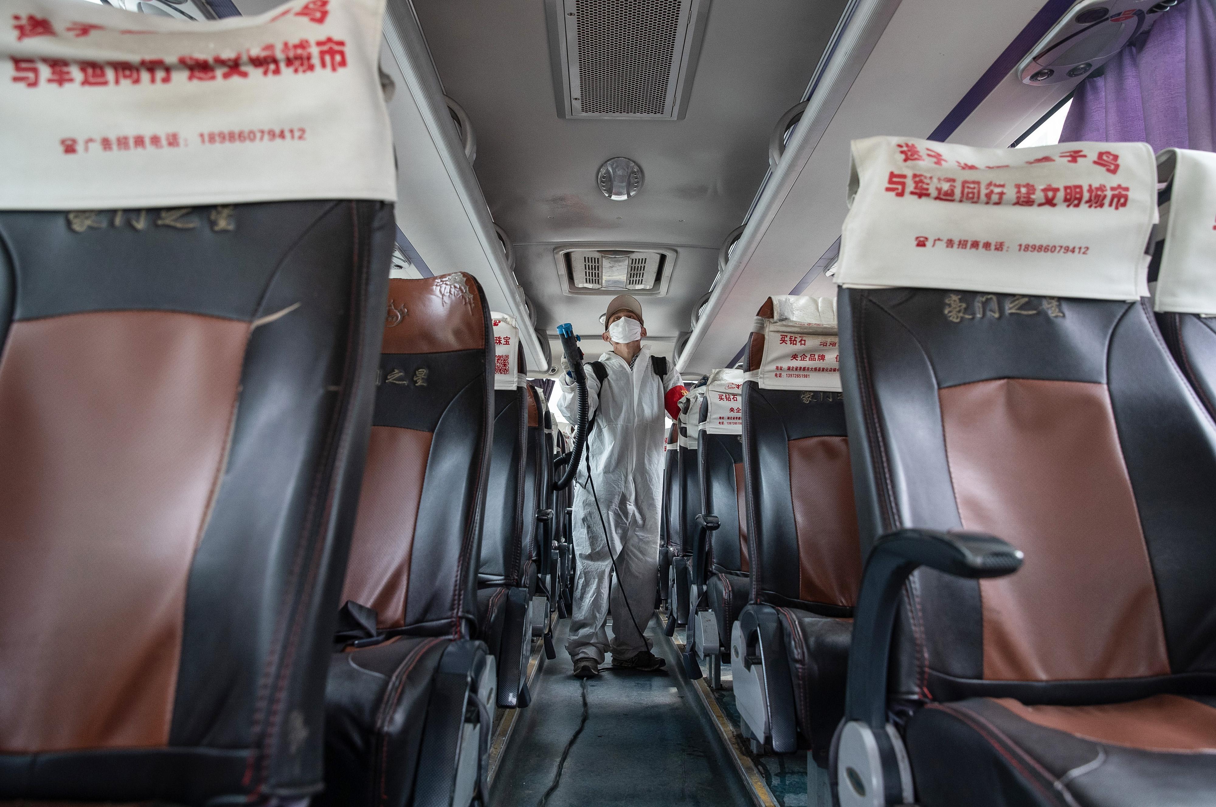 China-wuhan-bus-covid
