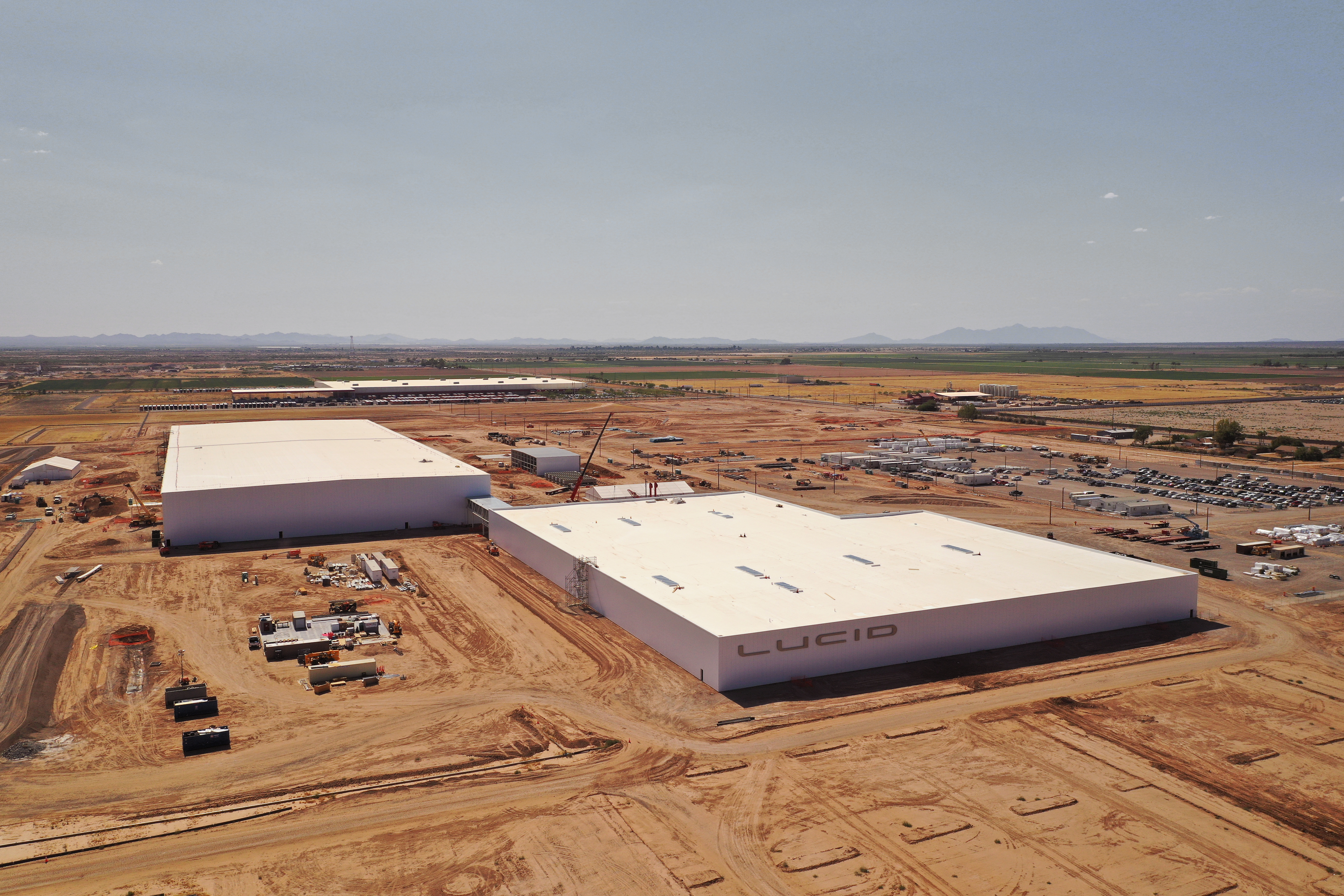 Lucid motors factory