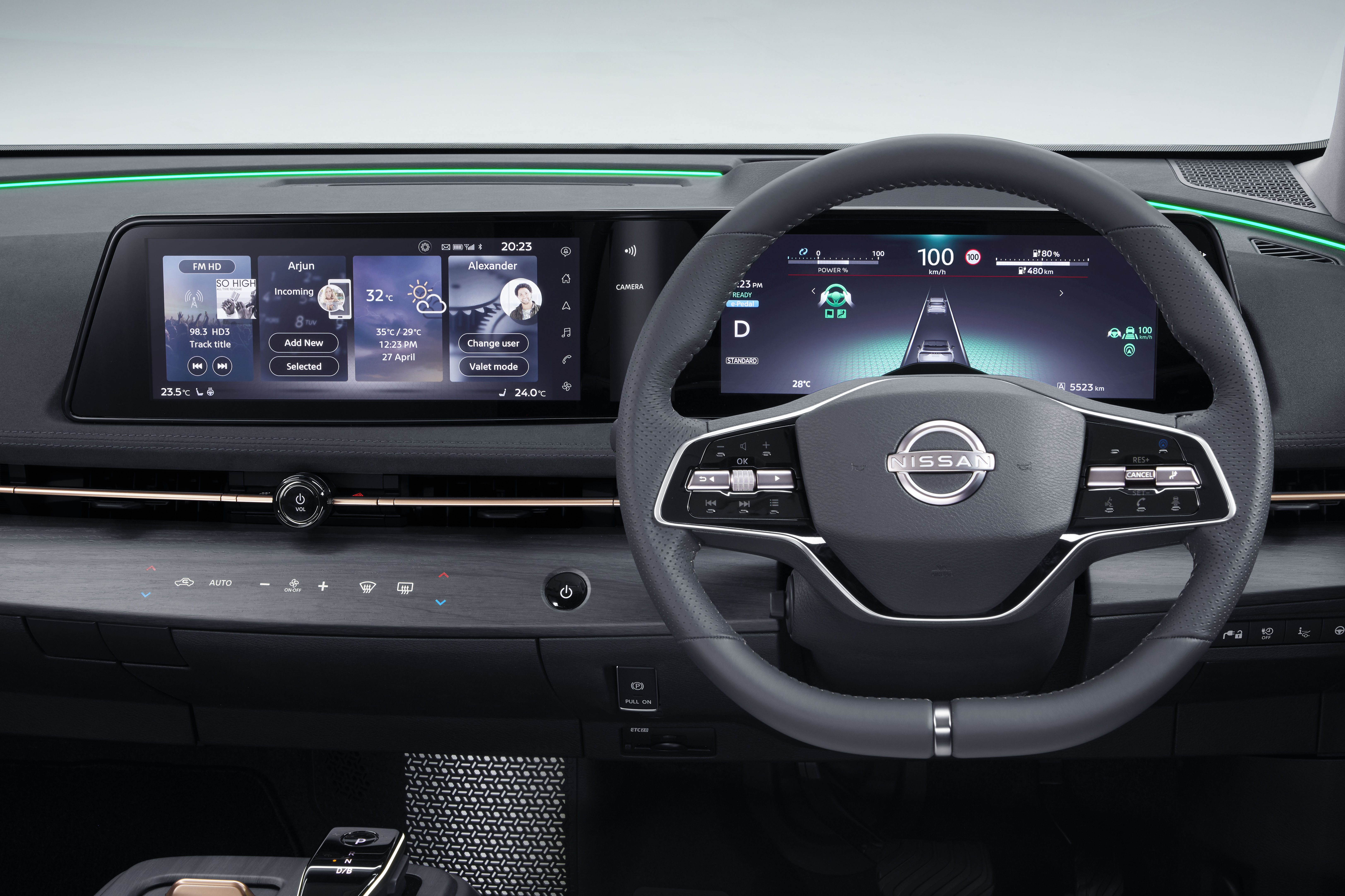 Nissan electric ARIYA