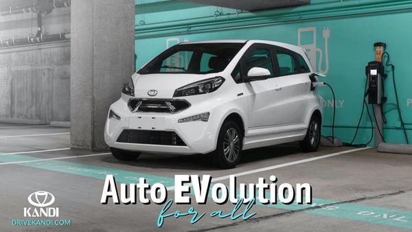 kandi auto electric car K23