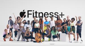 Apple fitness+ service