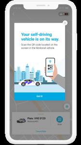Via-Motional App robotaxi app