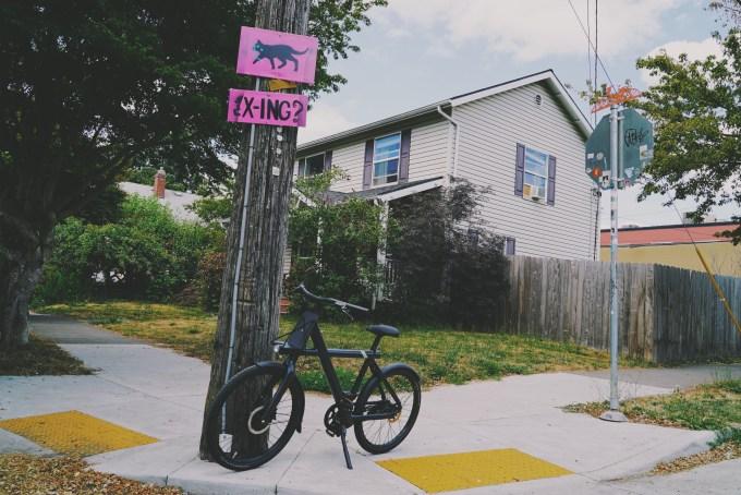 VanMoof X3 e-bike